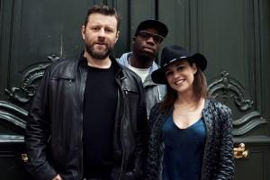 Laurent Bouneau, Fif Tobossi et Tonie Behar