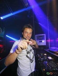 Igor Blaska en soirée au Mad et une fois par semaine à l'étranger
