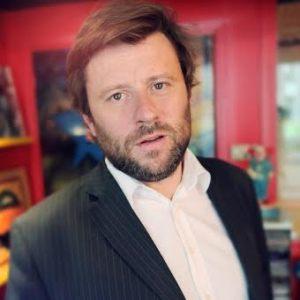 Laurent Bouneau. directeur général des programmes de Skyrock