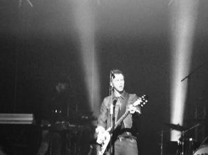 Thomas Boulard et son groupe Luke en concert à la salle Métropole de Lausanne ce vendredi 6 novembre.