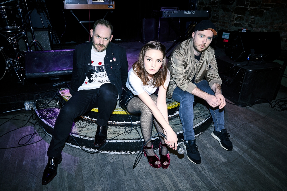 Chvrches 2018 (c) Danny Clinch 2