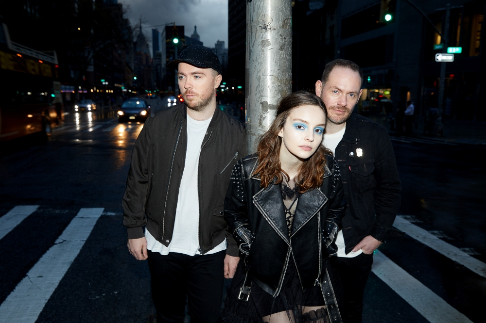 Chvrches 2018 (c) Danny Clinch 3