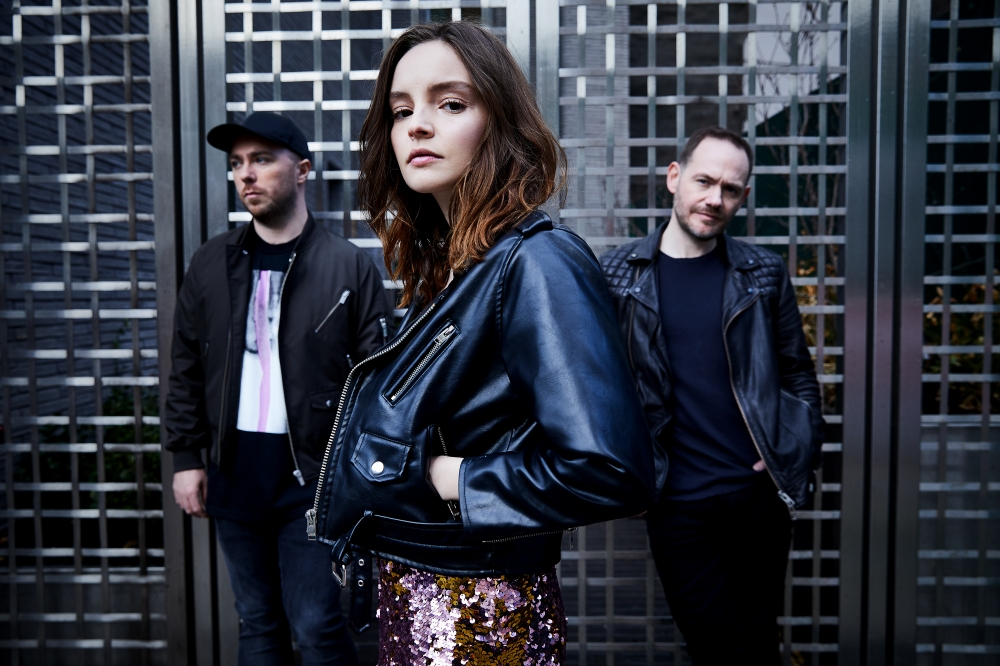 Chvrches 2018 (c) Danny Clinch