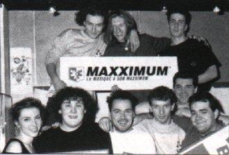 Maxx team